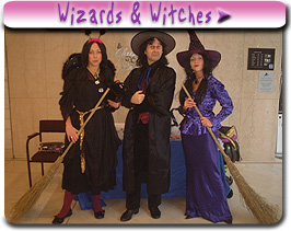 Wizards & Witches