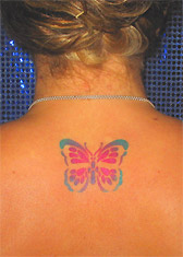 You could even make a lasting impression on your customers and get a personalised company logo tattoo.