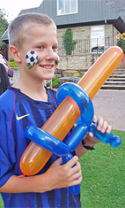 Learn the fascinating art of Balloon Modelling.