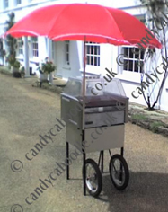 Hire a hot dog machine or cart for your event.