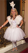 DJ Glitterbelle has gained a wealth of experience in over a decade of partying at a spectrum of different events