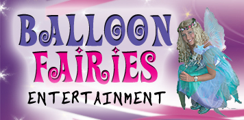 Balloon Fairies Entertainment UK - Unique Entertainment for Private Parties, Corporate Fundays & Store Events in London & beyond